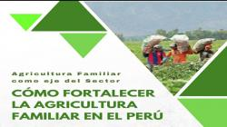"""PRODIGIO PERÚ EXPONE """"LA AGRICULTURA FAMILAR COMO EJE DEL SECTOR"""""""