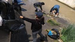 Retiraron más de 10 toneladas de residuos sólidos de los ríos en Tarma