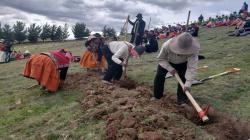 Revaloran andenes y cuencas del Perú
