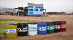 San Fernando promueve recolección y manejo de residuos sólidos