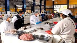 Sanipes contribuye con el fortalecimiento de la inocuidad alimentaria en protección de la salud pública