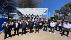 Sanipes habilitó sanitariamente a 40 centros de cultivo de truchas en Puno
