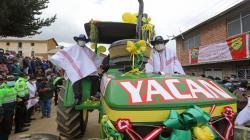 Segunda Reforma Agraria: Se fortalecerá las comunidades campesinas, la Agricultura Familiar y la producción orgánica para conquistar nuevos mercados