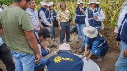 Senamhi e INIA instalarán lisímetros para estudiar necesidades hídricas de cultivos