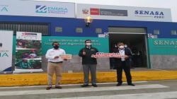 Senasa implementa laboratorio para vigilancia sanitaria de alimentos en Gran Mercado Mayorista de Lima