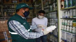 Senasa prohíbe el uso de plaguicidas agrícolas que contengan como ingrediente activo carbofuran