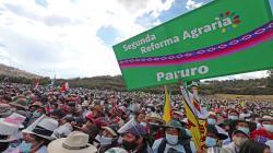 """""""Si el Gobierno dio S/ 5.000 millones para el bono, por qué no para la reforma agraria"""""""