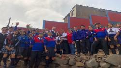 Unión Europea y escolares líderes de Lima Metropolitana realizan actividades para la preservación del ambiente