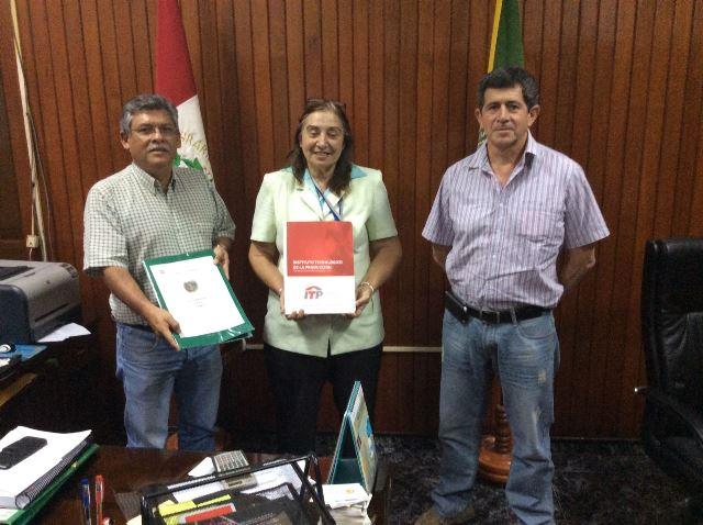 ZONA DEL HUALLAGA CONTARÁ CON CITE AGROINDUSTRIAL