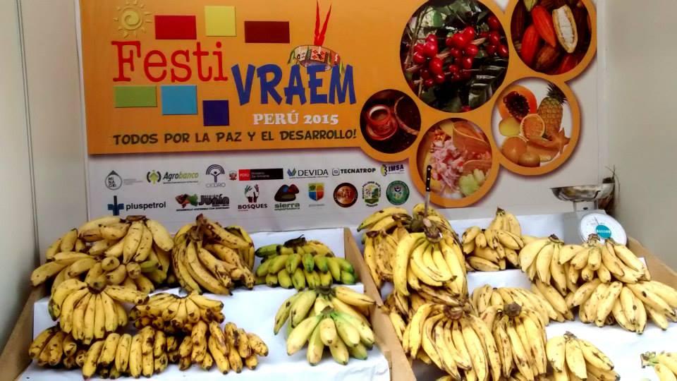 CLIENTES DE AGROBANCO PARTICIPARON EN 'FESTIVRAEM 2015'