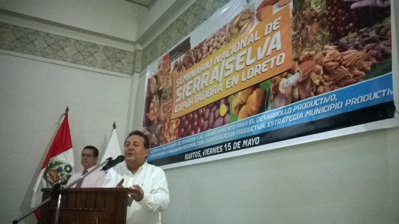 BUSCARÁN EL POSICIONAMIENTO DE LA ECONOMÍA LOCAL AMAZÓNICA