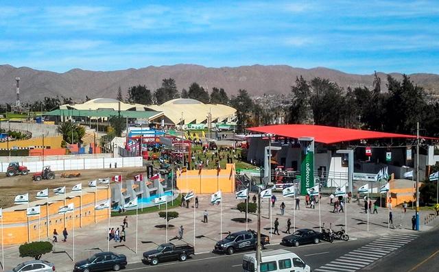TECNOAGRO PERÚ, en Lima.