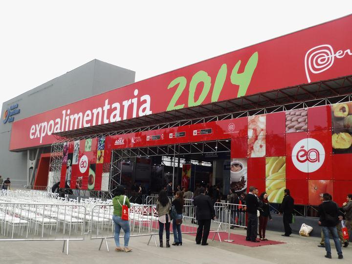 EXPOALIMENTARIA 2015 GENERARÍA NEGOCIOS POR MÁS DE S/. 750 MILLONES