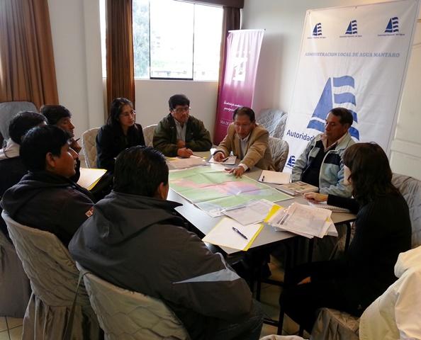PERÚ YA CUENTA CON UN PLAN NACIONAL DE RECURSOS HÍDRICOS