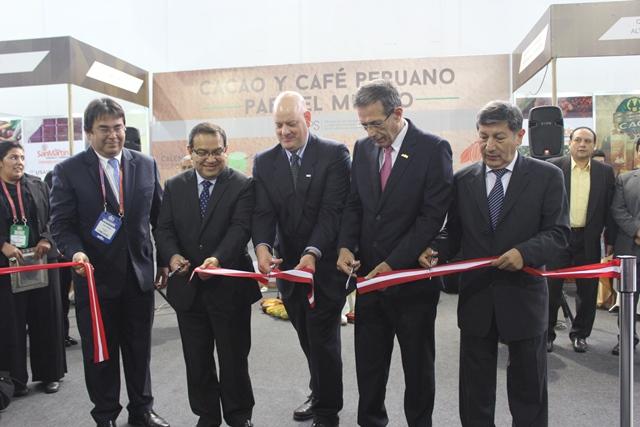 PERÚ OCUPA EL DÉCIMO LUGAR COMO EXPORTADOR MUNDIAL DE CAFÉ