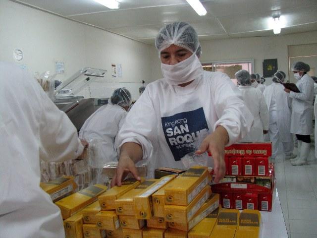 EXPORTACIONES REGIONALES DE ALIMENTOS SUMARON US$ 1.807 MILLONES