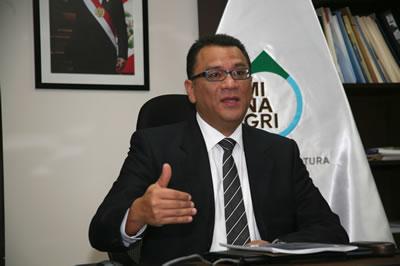 """""""PRIORIDAD DEL GOBIERNO EN EL 2016 ES AFRONTAR EL IMPACTO QUE DEJE EL NIÑO"""""""