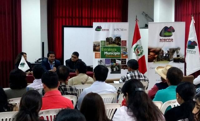 PROMUEVEN MARCAS COLECTIVAS PARA DAR VALOR AGREGADO A PRODUCTOS ANDINOS