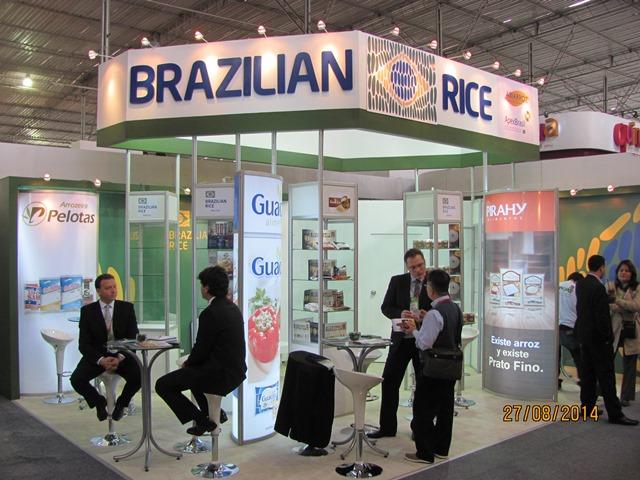 BRAZILIAN RICE REFUERZA PRESENCIA Y  BUSCA GENERAR NEGOCIOS EN PERÚ