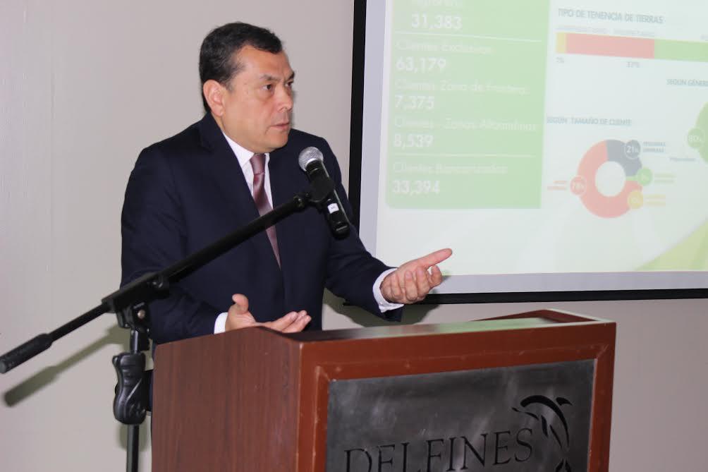 AGROBANCO, MODELO DE INCLUSIÓN FINANCIERA PARA EL EMPRENDEDOR RURAL