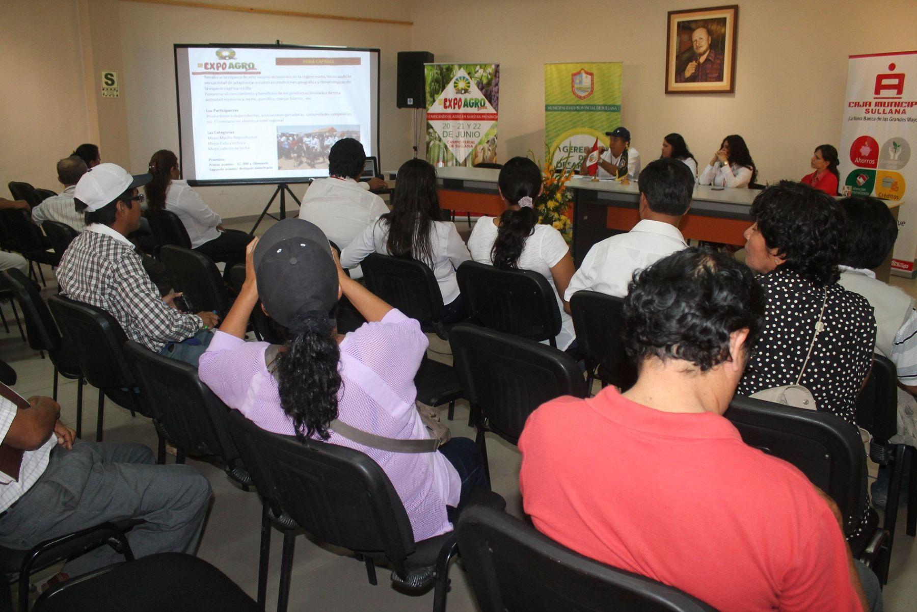 AREQUIPA: LOS MEJORES EXPONENTES DEL SUR SE REUNIRÁN EN EXPOAGRO