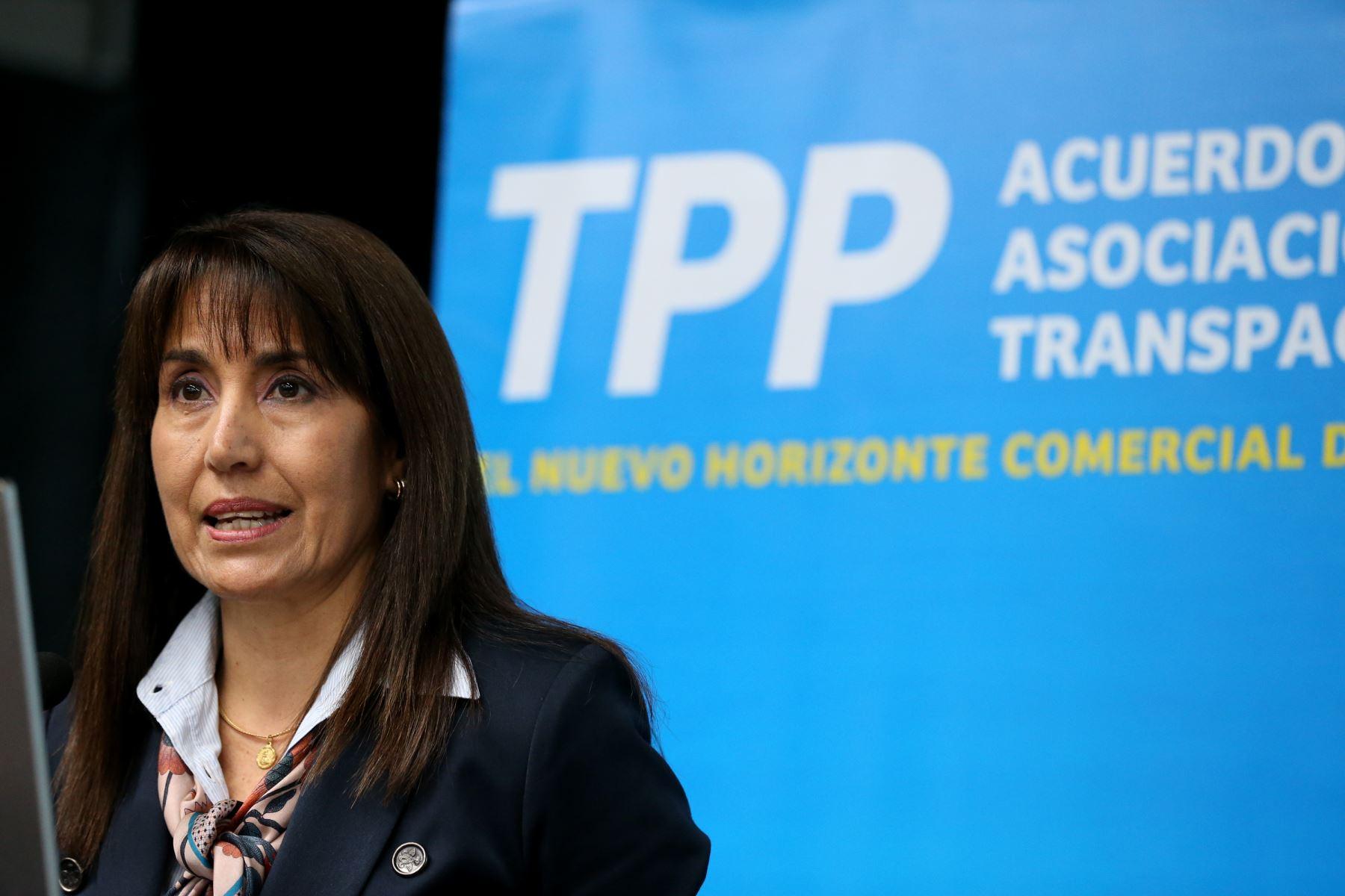 POTENCIAL AGROEXPORTADOR SUMA US$ 2,250 MILLONES EN 5 PAÍSES DEL TPP