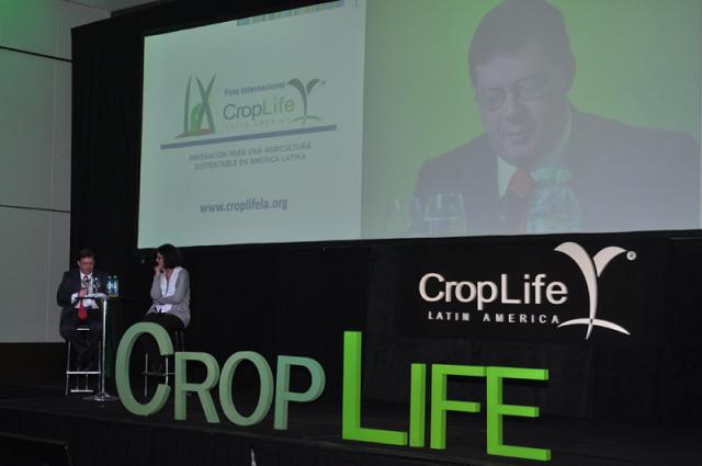 IX FORO DE CROPLIFE PRESENTÓ EXPERIENCIAS PARA LOGRAR AGRICULTURA SUSTENTABLE