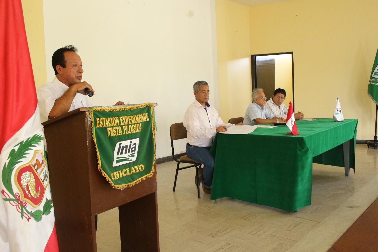 PROMUEVEN USO DE SEMILLA DE CALIDAD FRENTE A CAMBIO CLIMÁTICO EN LAMBAYEQUE