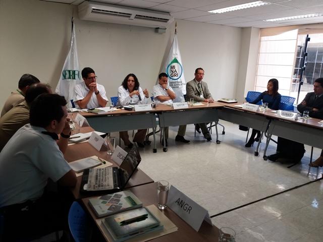 IMPLEMENTAN SISTEMA DE CONTROL Y VIGILANCIA FORESTAL Y DE FAUNA SILVESTRE