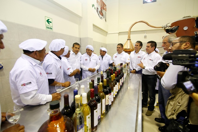 PRODUCE INAUGURA PRIMER CITE-AGROINDUSTRIAL EN HUAURA CON INVERSIÓN SUPERIOR A S/ 6.3 MILLONES