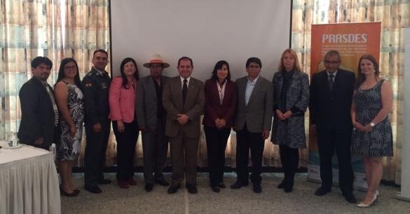 Perú y Bolivia firman acuerdo para intercambio de datos hidrometeorológicos