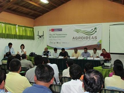 Agroideas inauguró local en Tacna