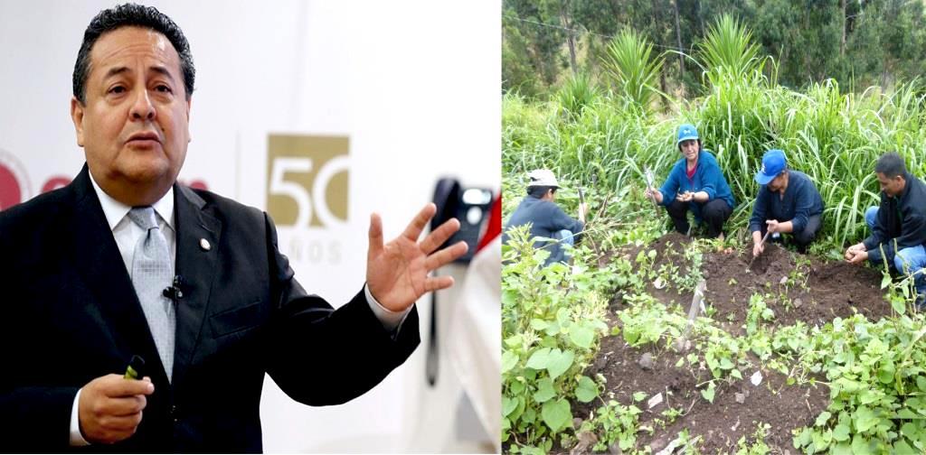 """""""Adaptar nuevos cultivos en función a los cambios de temperatura es sinónimo de prevención"""""""