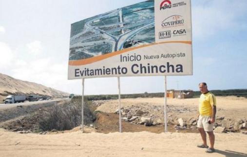 Pavimentación de vías de penetración en las provincias de Ica será clave para el desarrollo de p...