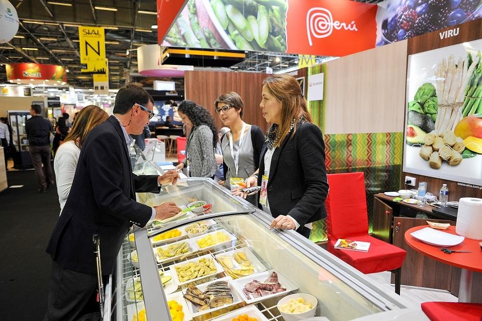 Empresas peruanas que participan en feria SIAL 2016 generarían negocios por más de US$ 90 millones