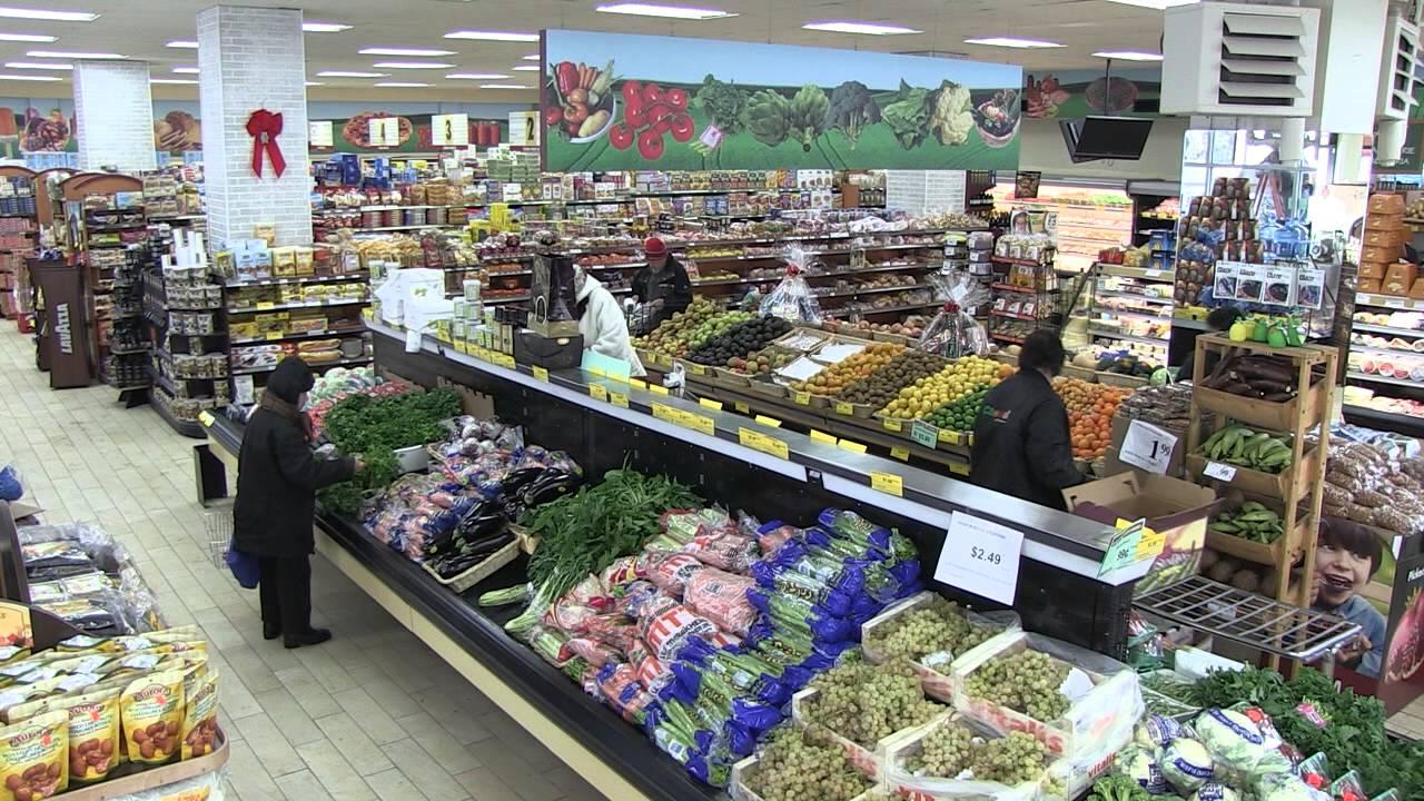 Maíz chulpi, espárragos y arándanos son incluidos en la oferta de supermercado canadiense