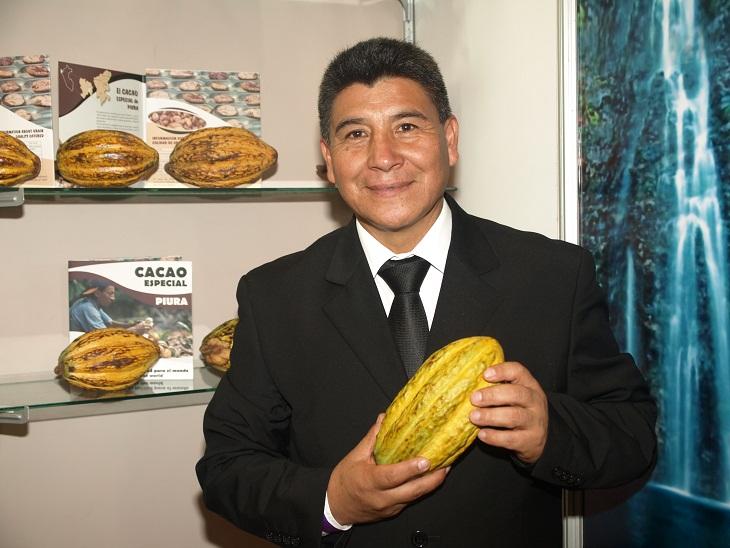 """""""En el 2020 Perú podría convertirse en el principal productor mundial de cacao de alta calidad�..."""