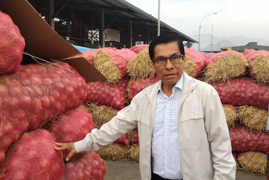 Ingreso de alimentos a principales mercados de abastos de Lima es normal a pesar de huayco