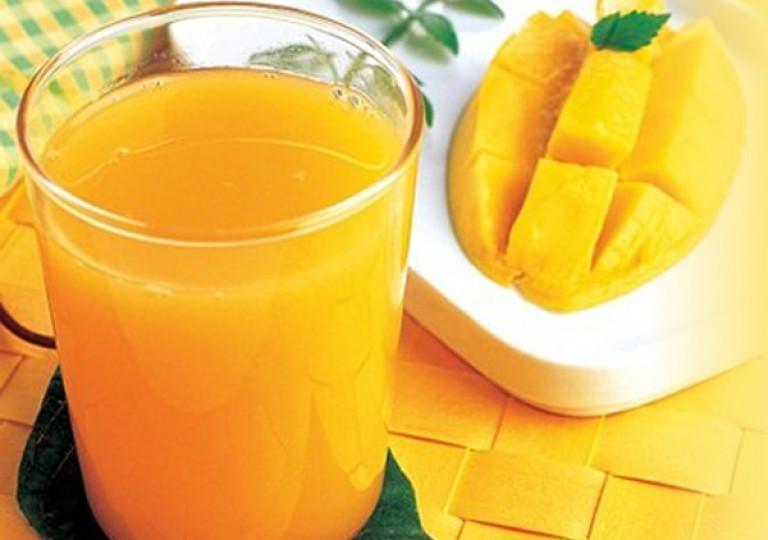 La exportación de jugos de mango se incrementó 16% el año pasado