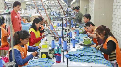 Medida contra subvaluación de textiles estaría lista en menos de un mes