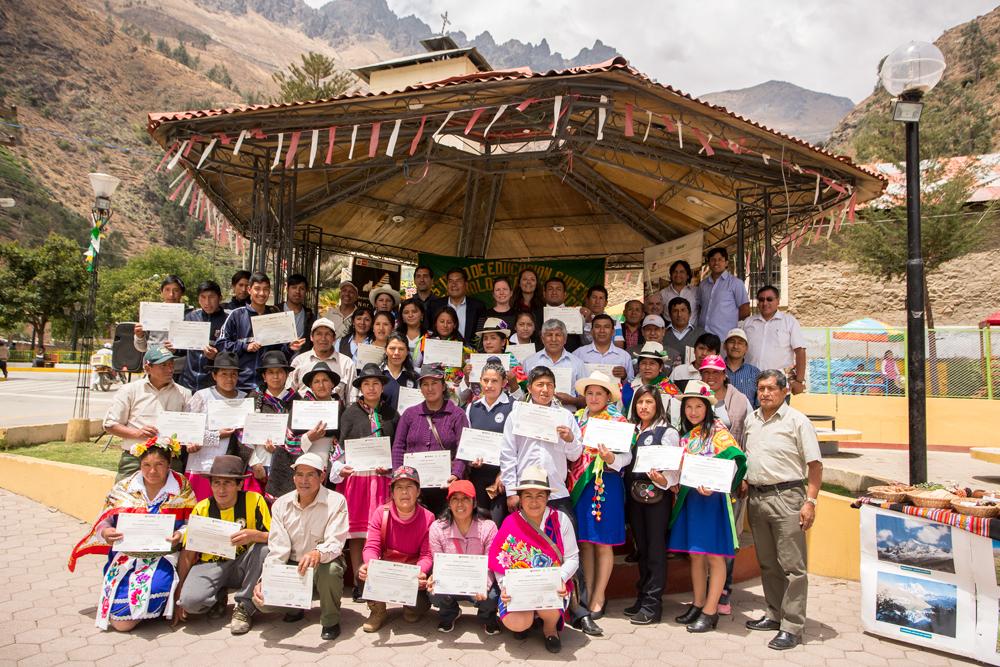 Formagro realiza la primera pasantía de mujeres emprendedoras en Áncash