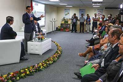 Plan Agropróspero impulsaría PBI agropecuario hasta 3.5% en el 2017