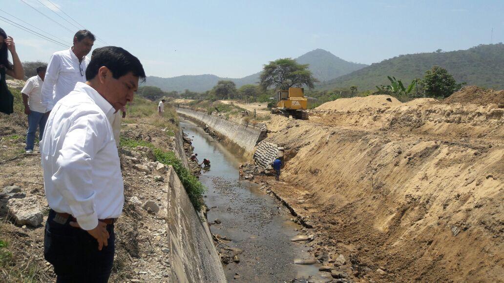 'Hasta diciembre, sector Agricultura invertirá S/ 800 millones en reconstrucción'