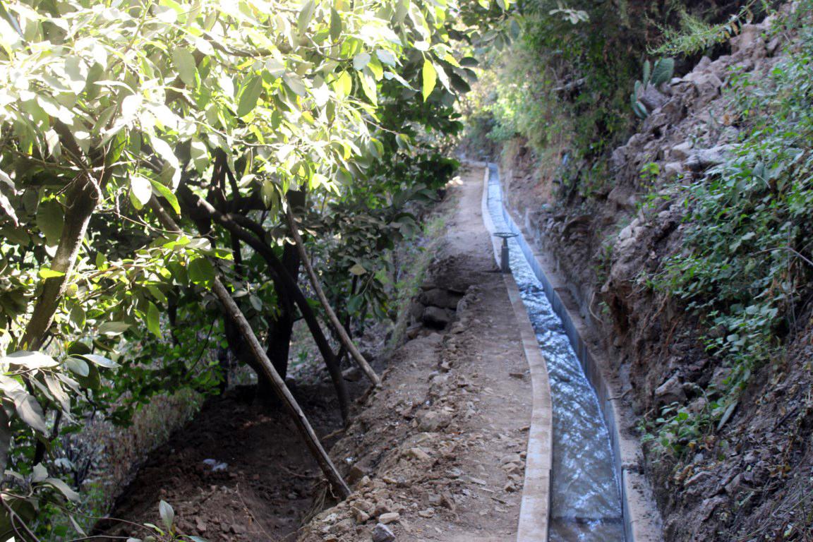 Cultivos de palta y chirimoya en Huarochirí se beneficiarán con nuevo sistema de riego
