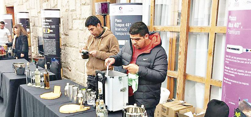 Sin la participación de Perú, se inició ayer el 'Mundial de destilados' en la provincia chile...