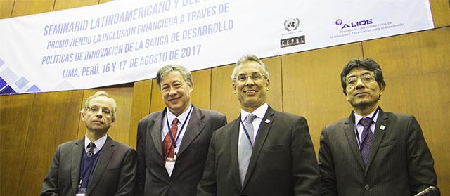 Banca de Desarrollo ocupa un papel principal en innovación para promover la inclusión financiera e...