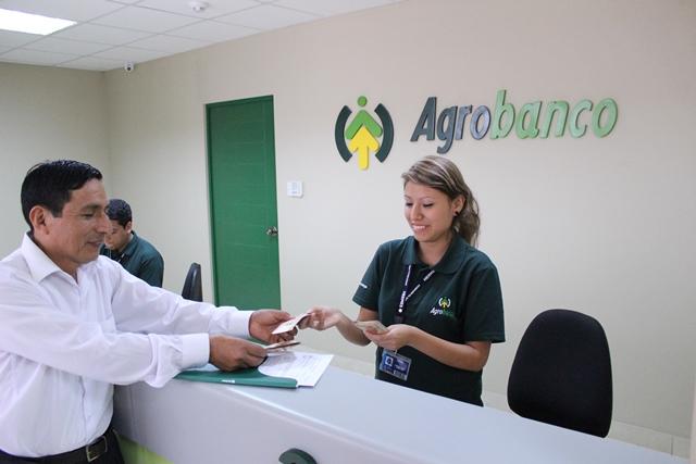 Agrobanco garantiza créditos para pequeños y medianos productores