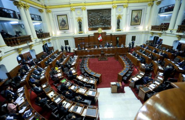 Congreso rechazó cuestión de confianza de Fernando Zavala y todos los ministros dejarán sus cargos