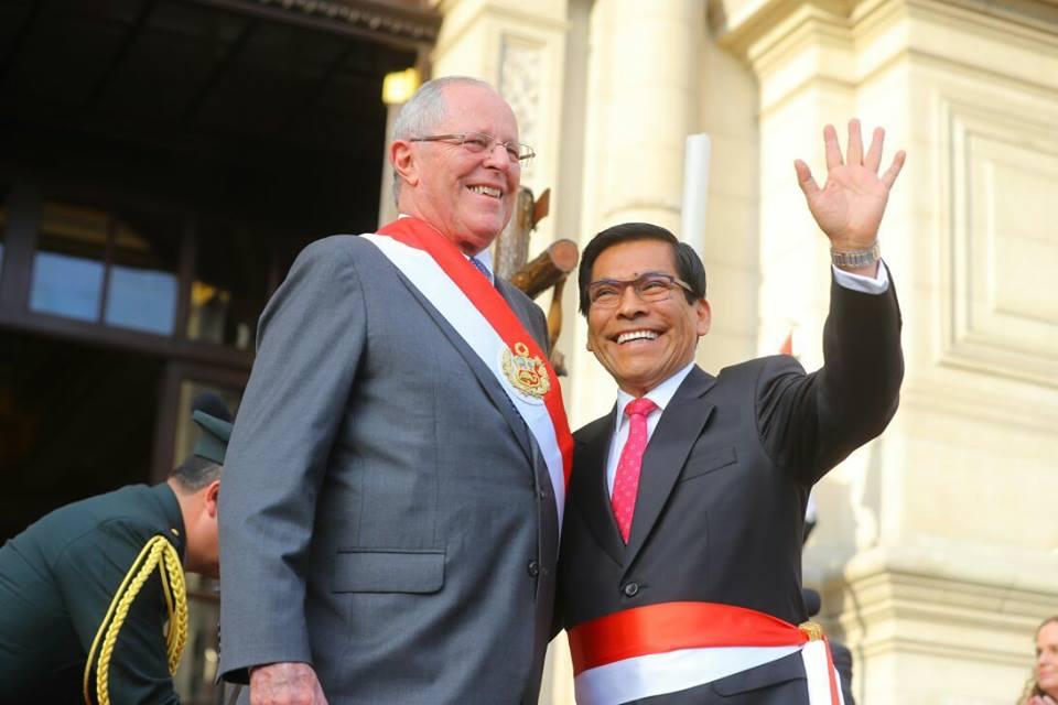 Ratifican a José Manuel Hernández como ministro de Agricultura y Riego