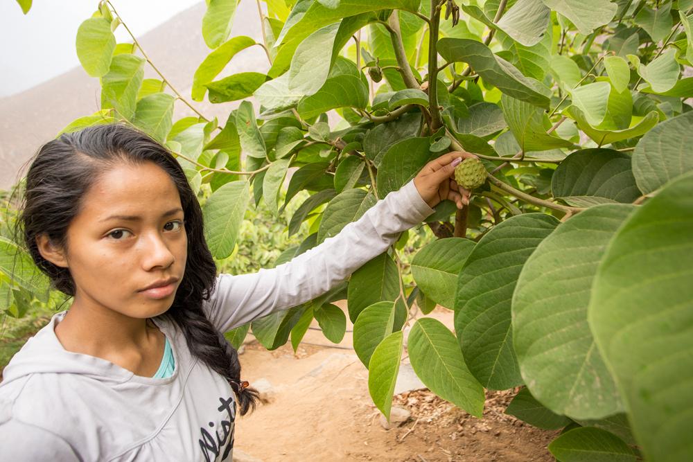 Buscan concientizar sobre situación actual de las agricultoras jóvenes en el Perú